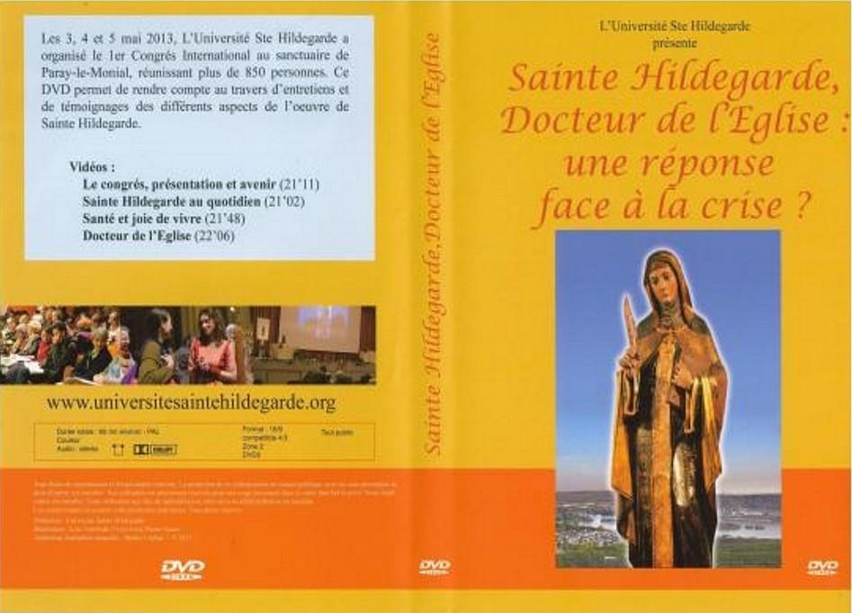 jaquette de DVD